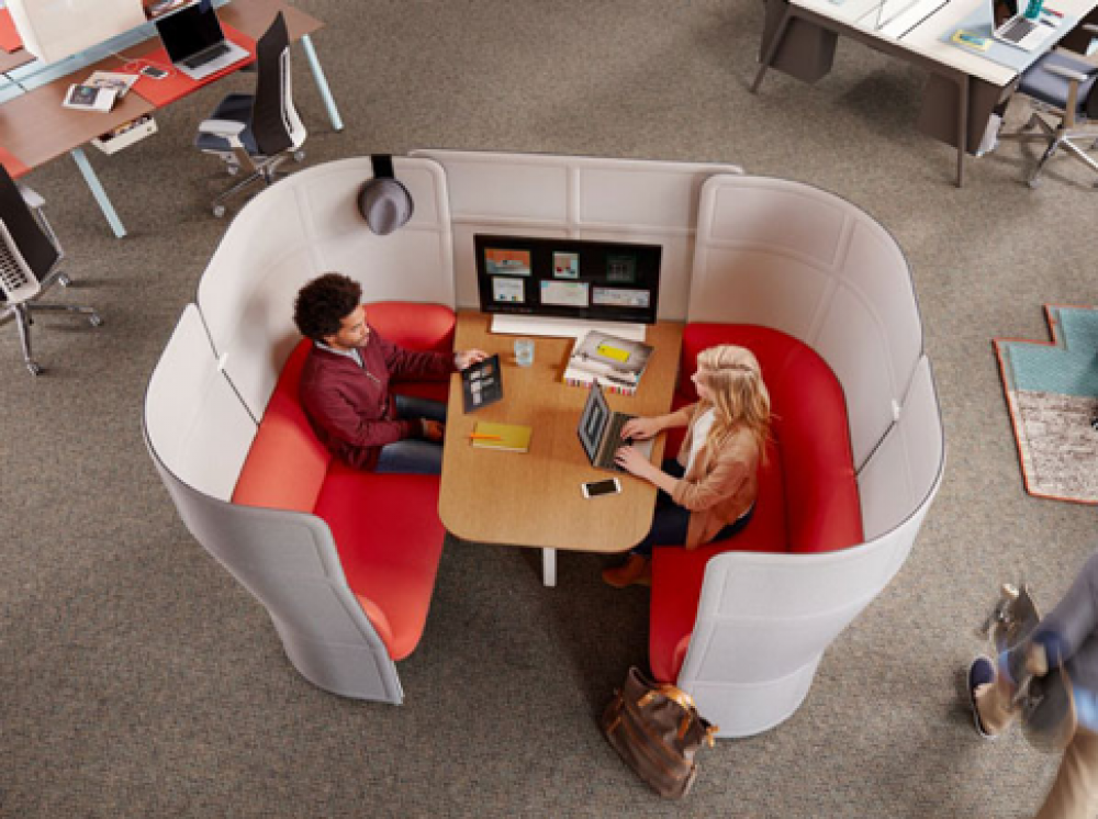 Collaborative Space design Indianapolis