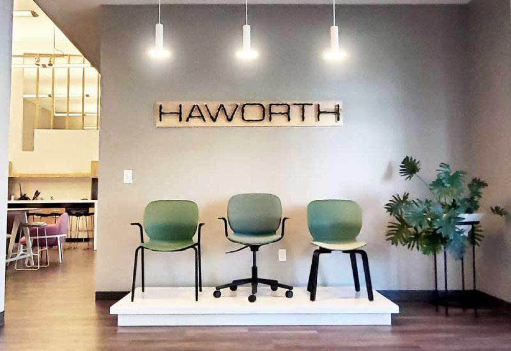 Haworth-Display